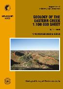 Geology of the Eastern Creek 1:100 000 sheet