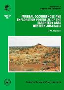 Mineral occurrences and exploration potential of the Earaheedy area, Western Australia
