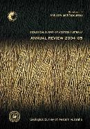 Geological Survey of Western Australia Annual Review 2004-05