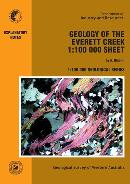 Geology of the Everett Creek 1:100 000 sheet