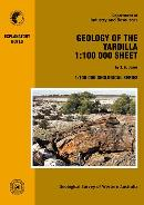 Geology of the Yardilla 1:100 000 sheet