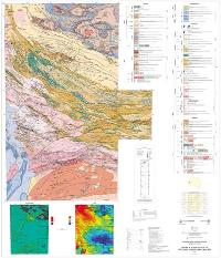 Geological interpretation of the western Capricorn Orogen